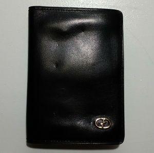 Gucci Vintage Leather Cardholder